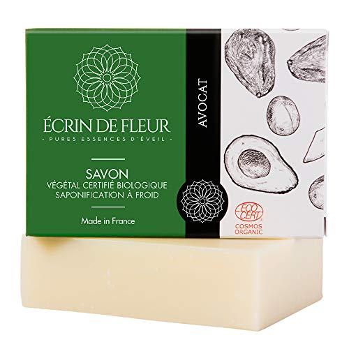 Écrin De Fleur – Savon Bio à l'Avocat -...