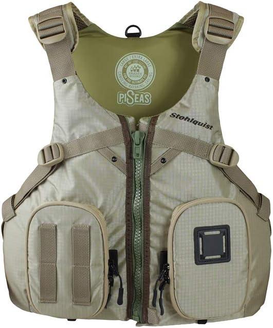 Stohlquist Piseas Lifejacket 定番スタイル PFD 40%OFFの激安セール