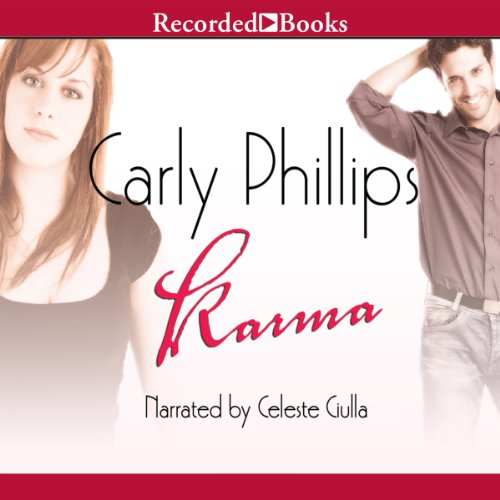 Karma audiobook cover art