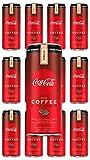 Coca cola coffee ZERO vanilla, 12 cans, 12 fl oz , totall 144 fl oz