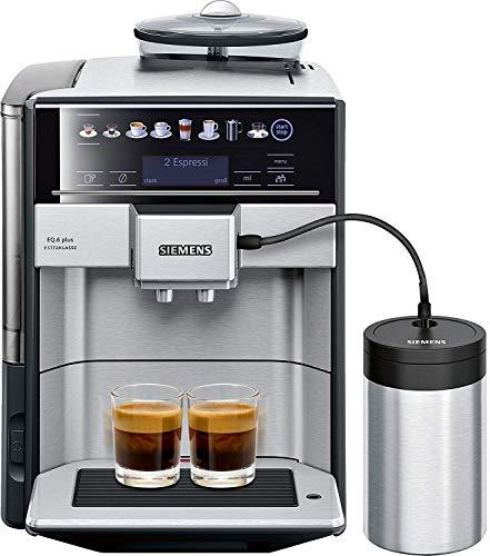 Siemens EQ.6 plus S700 Extraklasse Kaffeevollautomat inklusi