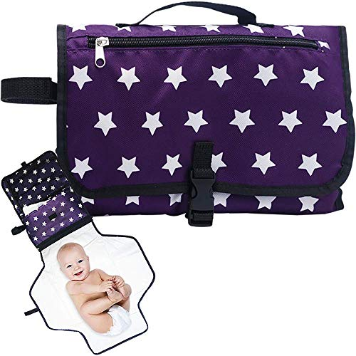 Portable Diaper Changing Pad