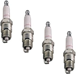 Champion RC14YC Pack of 4 Spark Plugs