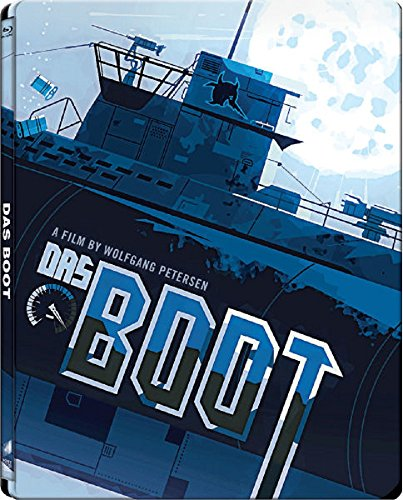 Das Boot (Director's Cut) (Steelbook) [Blu-ray]