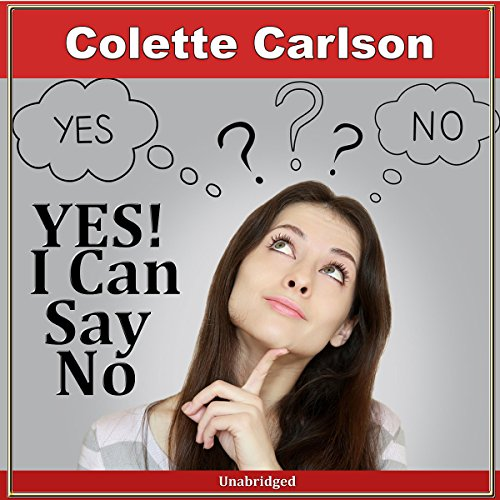 Yes, I Can Say No audiobook cover art
