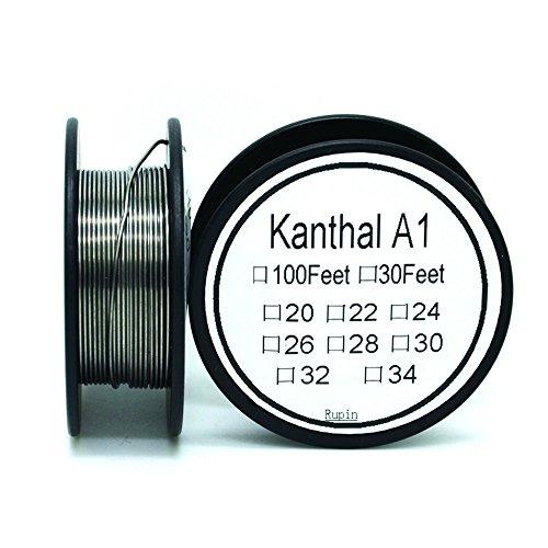 50 metros 50,3 m AWG26 26gauge 0.4mm Nicrom Resistencia Resistor Alambre