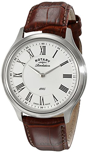 Rotary Men's gs02965/05/21 Stainless Steel...