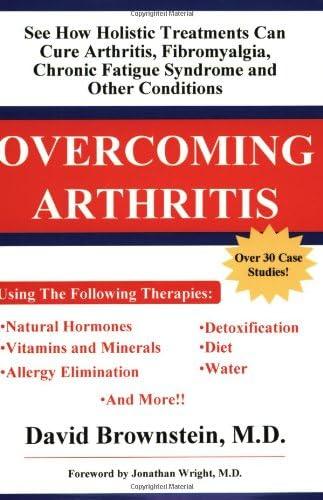 Overcoming Arthritis product image