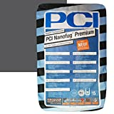 """PCI Nanofug Premium 15kg Flexfugenm""""rtel Nr. 47 Anthrazit"""