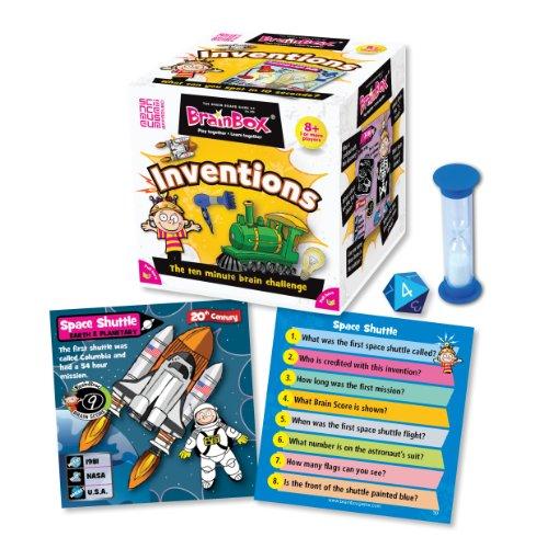 Green Board Games BrainBox Invenciones (versión en inglés)
