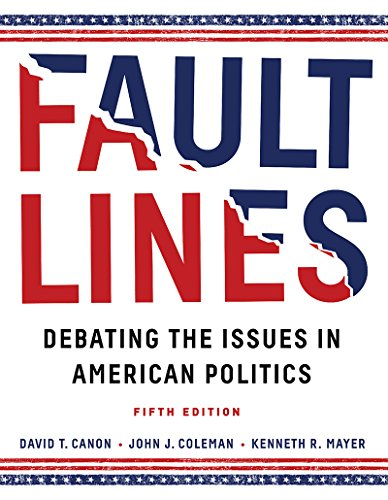 Download Faultlines: Debating the Issues in American Politics 039360344X