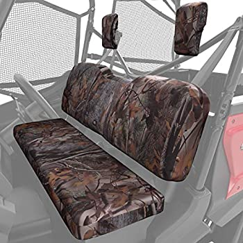 kemimoto Pioneer Seat Cover Compatible with 2016-2021 Pioneer 1000 & Pioneer 1000-5 Front Seat Only  Camo