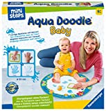 Ravensburger ministeps 4181 Aqua Doodle Baby - Fleckenfreies Stempeln mit Wasser - Erstes Stempelset...