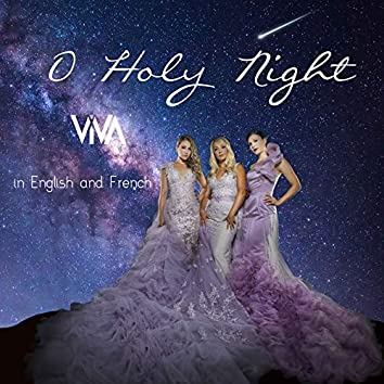 O Holy Night in English and French