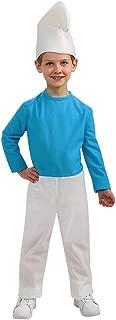 Smurf Child Costume Size Large
