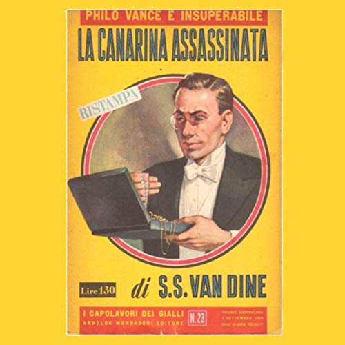 La Canarina assassinata cover art