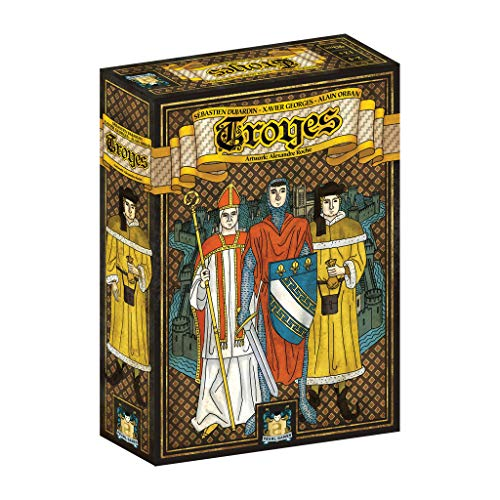 Asmodee Troyes – Spanisch Farbe (TRO01ml)