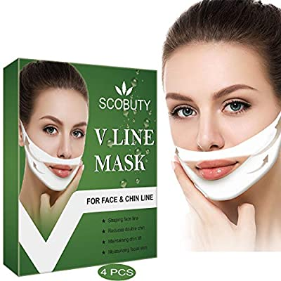 V Line Mask,V Shaped Mask,V line Lifting Mask,V Shaped Slimming Face Mask,V Line Lifting Mask,V Line Mask Chin Up Patch Double Chin Reducer Mask