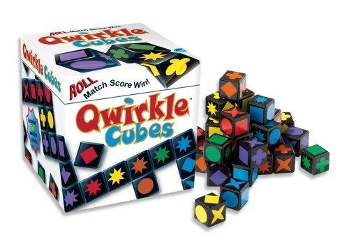 #55 QWIRKLE CUBES