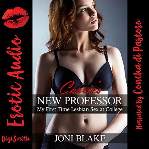 Carrie's New Professor cover art