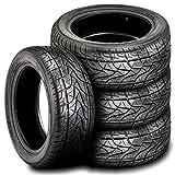 305/45R22 Tires - Set of 4 (FOUR) Fullway HS288 Performance All-Season Radial Tires-305/45R22 118V XL