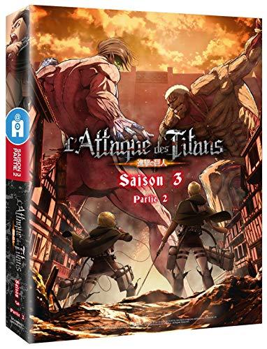 L'Attaque des Titans-Saison 3 Partie 2/2-Edition DVD [Édition Collector]