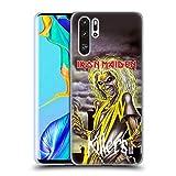 Head Hülle Designs Offiziell Offizielle Iron Maiden Killers Plattencover Soft Gel Handyhülle Hülle kompatibel mit Huawei P30 Pro