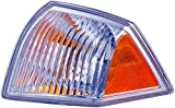 Dorman 1631377 Front Driver Side Turn Signal/Parking Light Assembly for Select Jeep Models