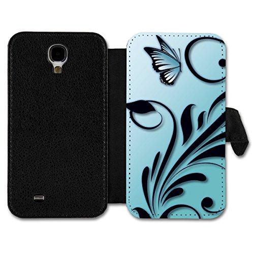 Book Style Flip Handy Tasche Hülle Schutz Hülle Schale Motiv Etui für Huawei Ascend Y530 - A14 Design8