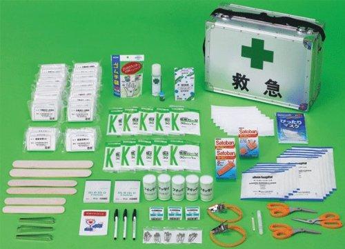 災害多人数用救急箱(約50人用救急セット) 防災避難用品