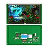 Módulo de Pantalla LCD TFT Inteligente HMI de 10.1 Pulgadas con Controlador + Interfaz T�...
