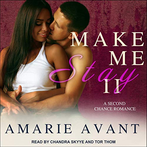 Make Me Stay II audiobook cover art