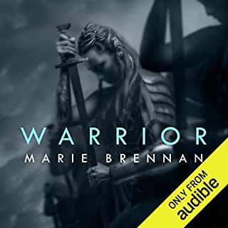 Warrior     Doppleganger, Book 1              By:                                                                                                                                 Marie Brennan                               Narrated by:                                                                                                                                 Bernadette Dunne                      Length: 10 hrs and 34 mins     66 ratings     Overall 4.5