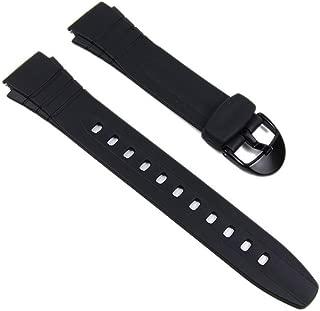 PAW-1500 Kunststoff Uhrenarmband Casio PRW-1500 PRW-1500J PRG-130 schwarz