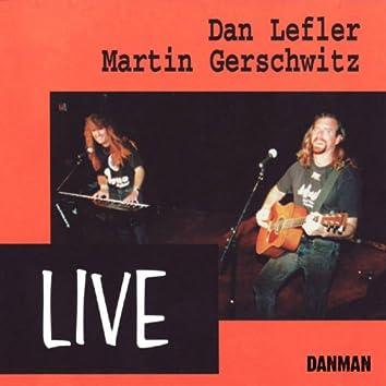 Dan Lefler & Martin Gerschwitz LIVE