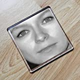 SAMANTHA MORTON - Original Art Coaster #js006