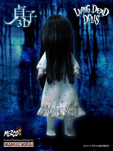 MEZCO X MAMEGYORAI Living Dead Dolls / Sadako 3D: Sadako [additional production worth] (Japan import / The package and the manual are written in Japanese)