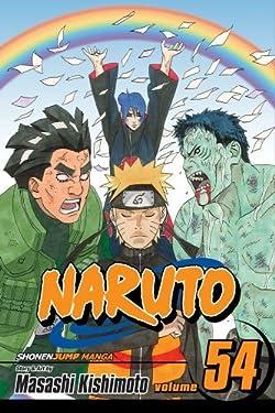 Naruto, Vol. 54: Viaduct to Peace (Naruto Graphic Novel)