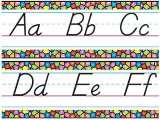 Best modern manuscript alphabet bulletin board set Reviews