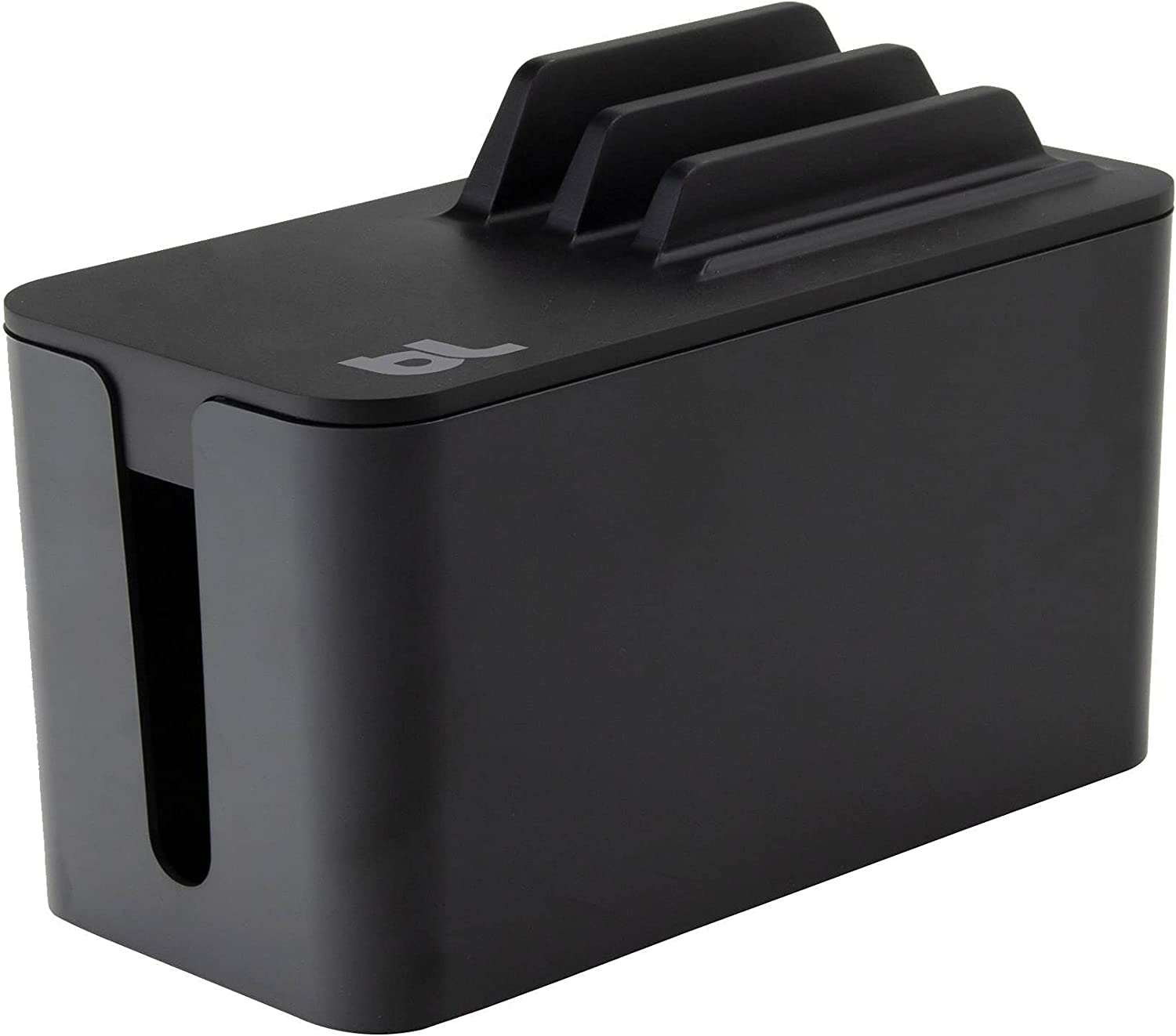Ranking TOP11 Bluelounge CableBox Mini Station Black Cable and Cord Online limited product Management