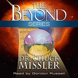 The Beyond Series audiobook cover art
