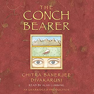 The Conch Bearer audiobook cover art