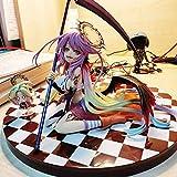 Guoyulin Japna Anime Sin Juego Ninguna Vida Jibrill Great War Ver Anime Toy Action Figurine Doll Dec...