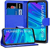 Huawei Y6 2019 Case, Huawei Y6 2019 Leather Case, Huawei Y6