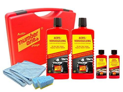Number One 5086 8 TLG. Autopflege-Set