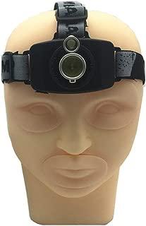 DZQZR Stt32 Tattoo Special Lamp Mini Led Headlight Charging Portable Head-Mounted Tattoo Designer Double-Head Beauty Lamp