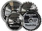 Makita B-08660 - Disco para madera 305 mm - corte preciso Makita