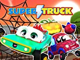 Super Truck the Transformer - Súper camión