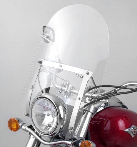 Windschild Puig America I für Harley Davidson Sportster 1200 Custom (XL 1200 C) 04-16 klar