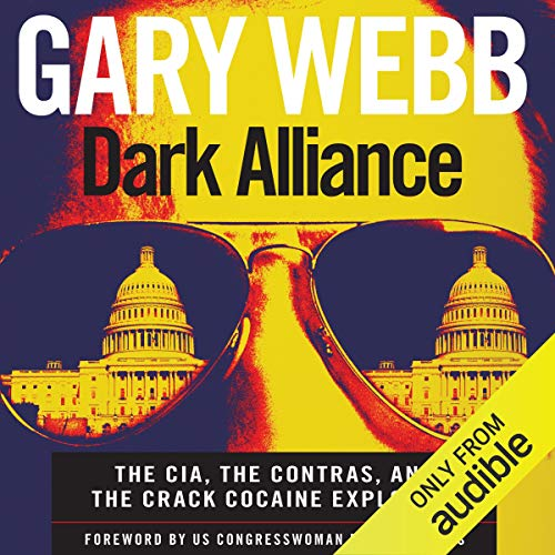 Dark Alliance audiobook cover art